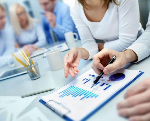 Анализ рынка, конкурентов, аудит сайта