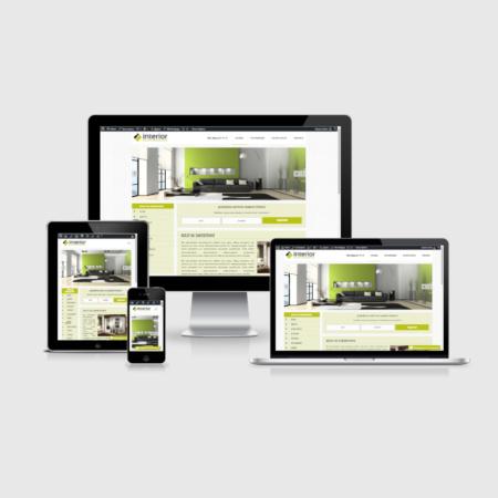 Создание сайта для производителя мебели под ключ